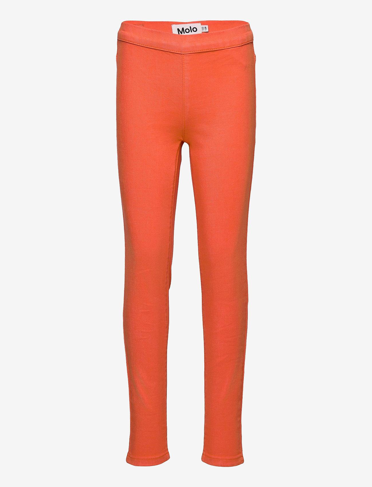 Molo - April - trousers - poppy - 0