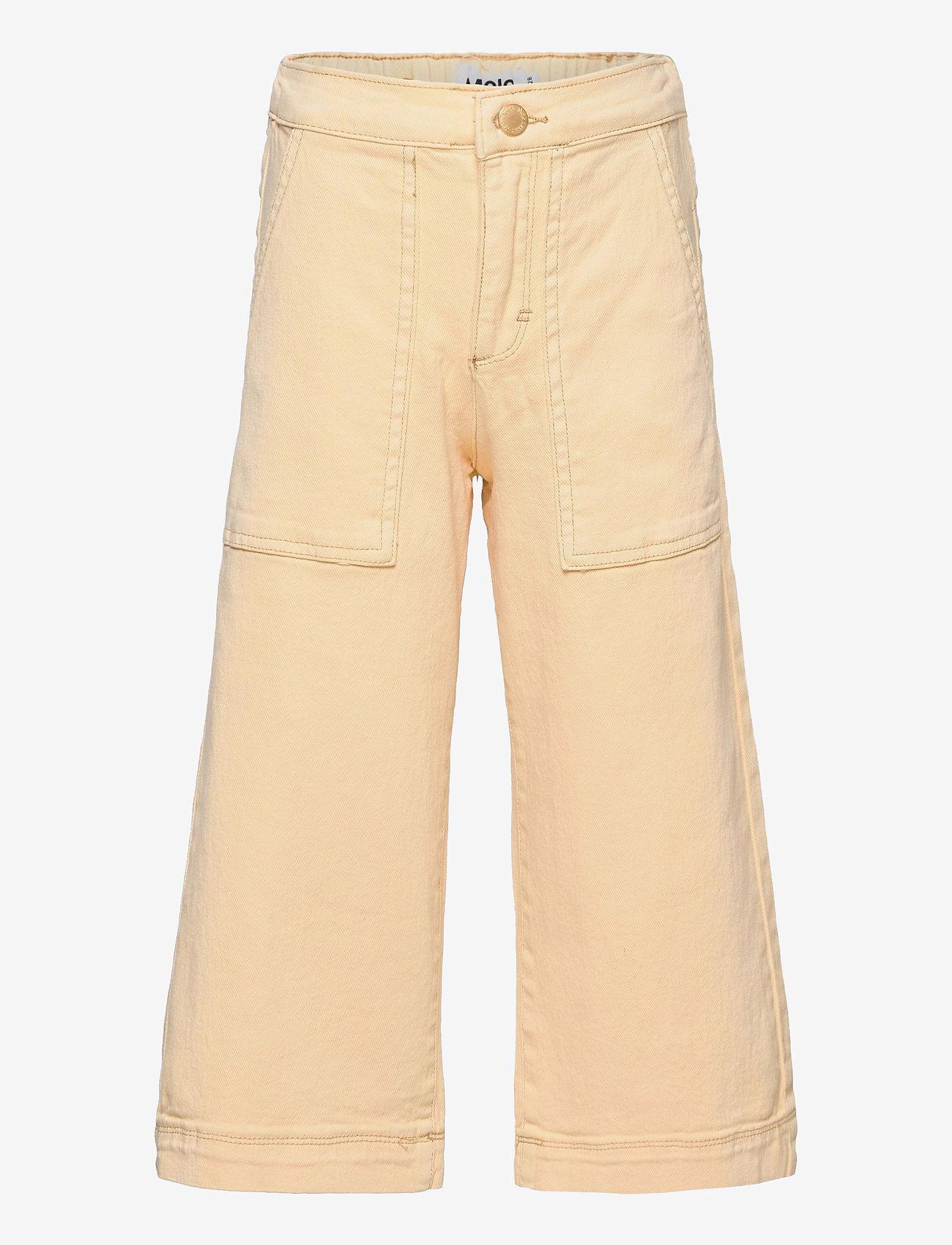Molo - Alyna - trousers - banana crepe - 0