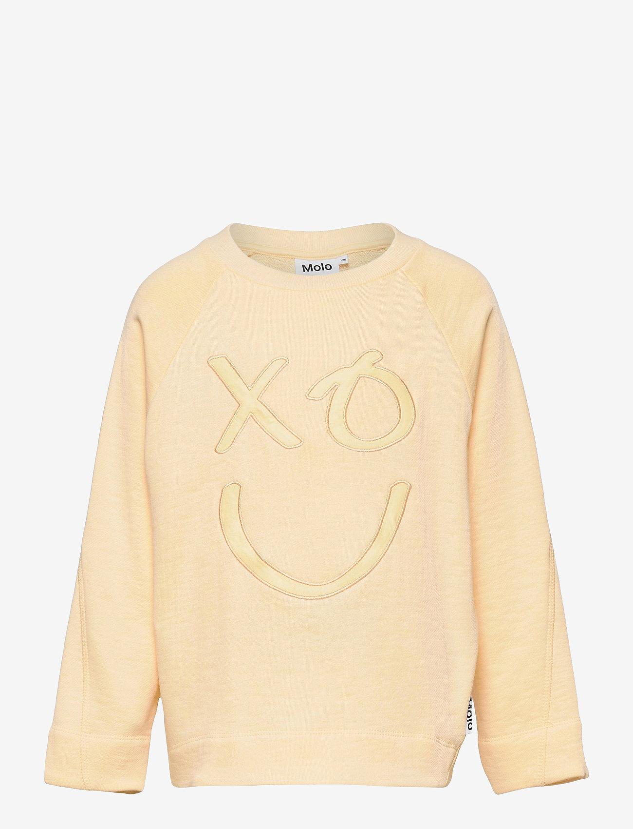 Molo - Maggie - sweatshirts - banana crepe - 0