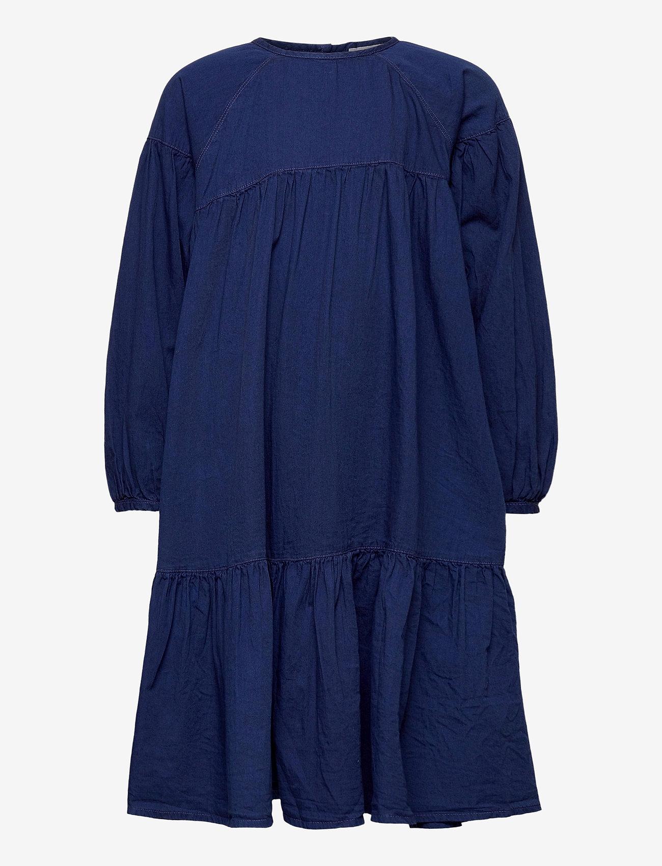 Molo - Cecily - robes - pure indigo - 0