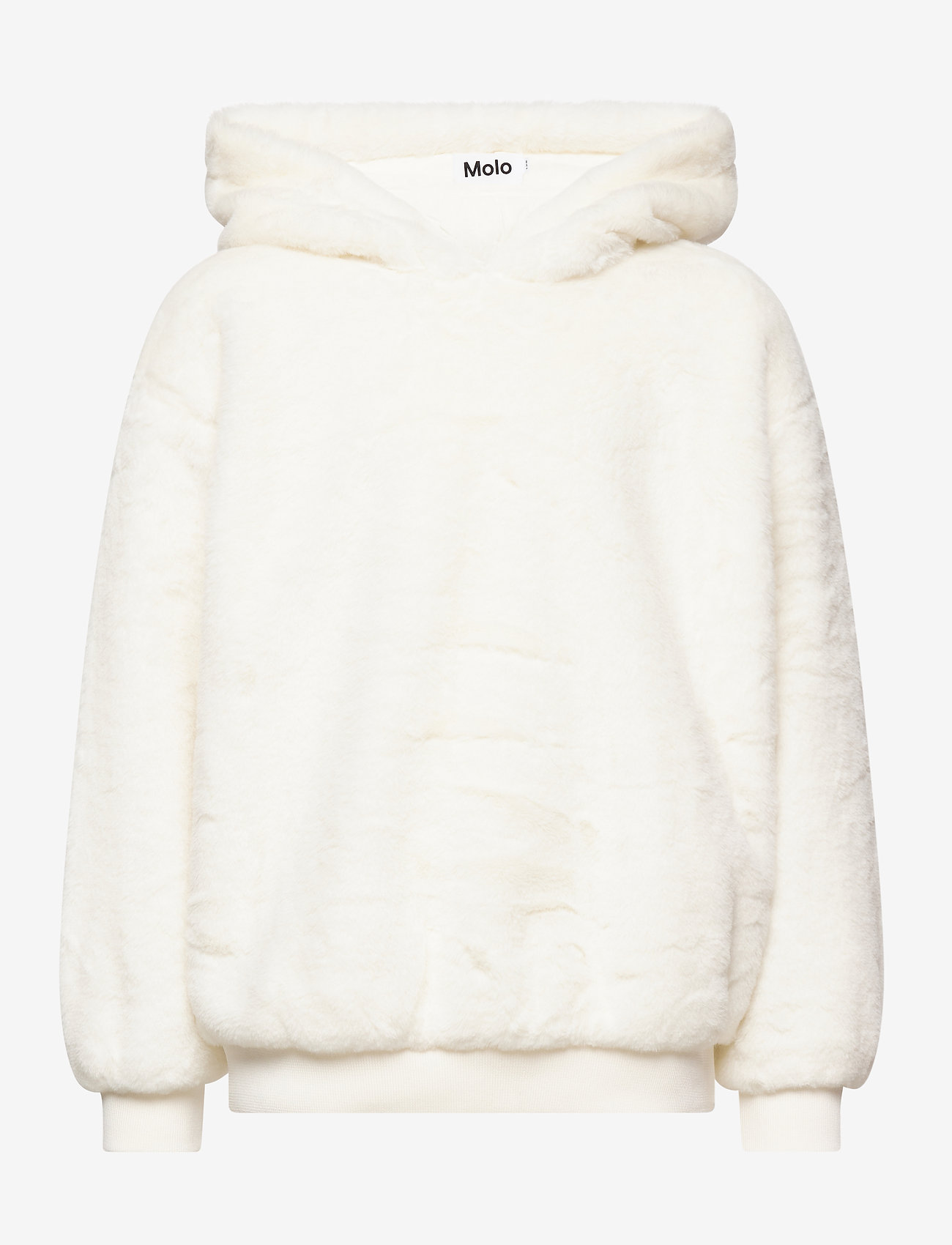 Molo - Maureen - hættetrøjer - pearled ivory - 0