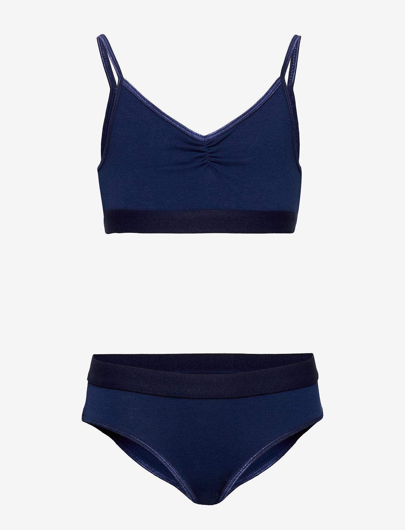 Molo - Jinny - bielizna komplet - ink blue - 0