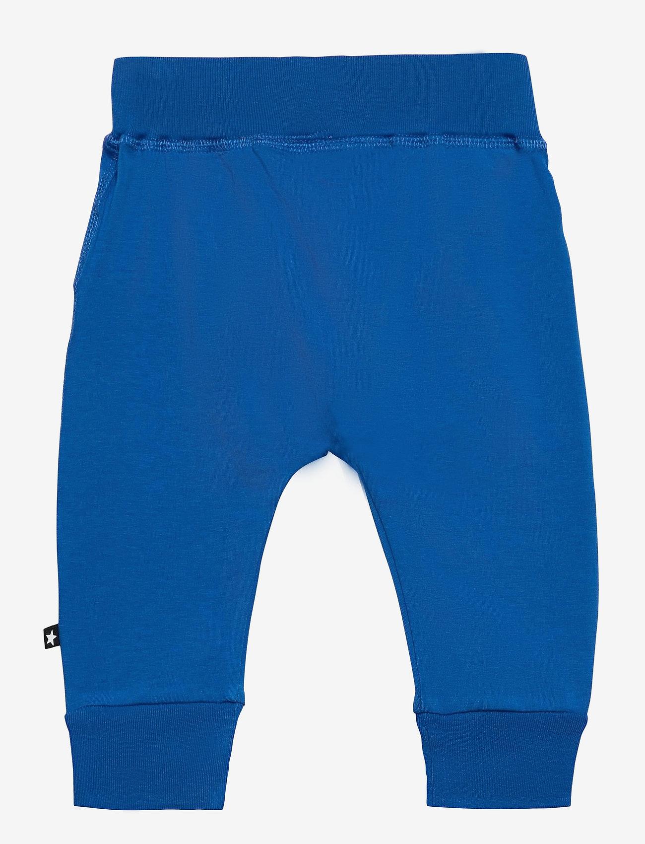 Molo - Sammy - sweatpants - cobalt - 1