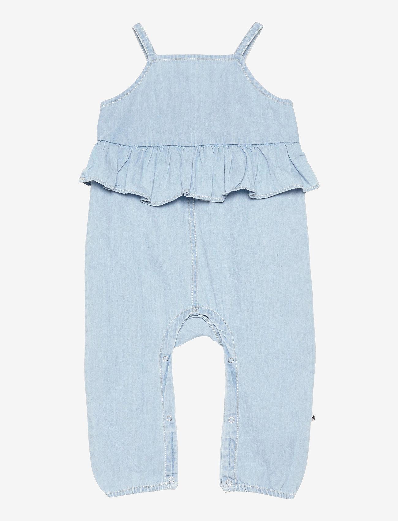 Molo - Feodora - kurzärmelig - summer wash indigo - 1