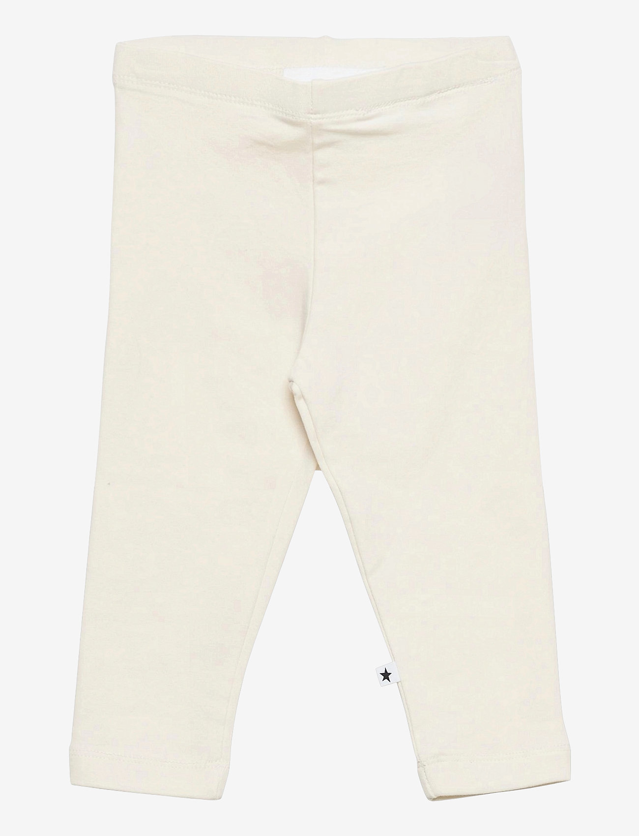 Molo - Nette solid - leggings - pearled ivory - 0