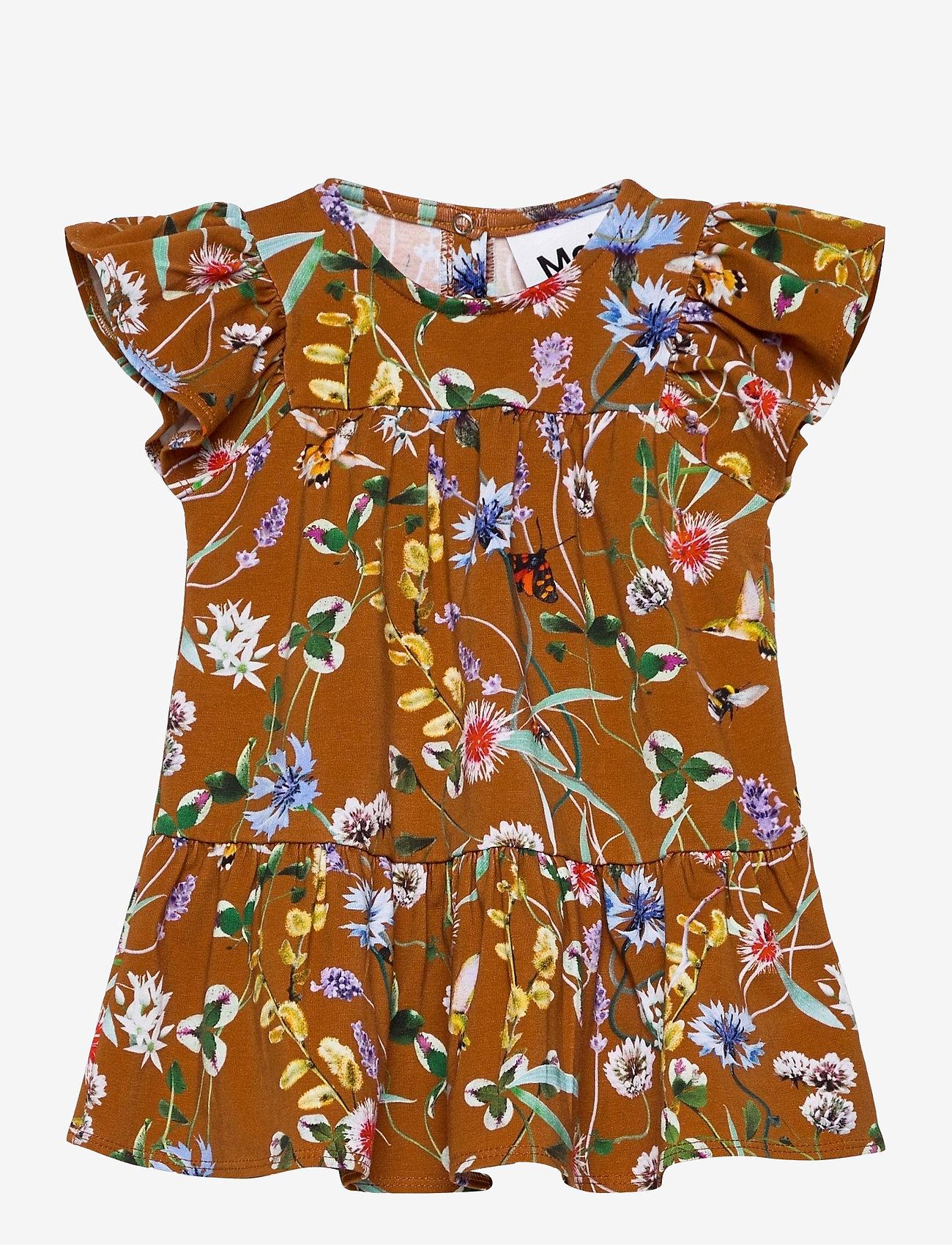 Molo - Carolle - kleider - wildflowers - 0