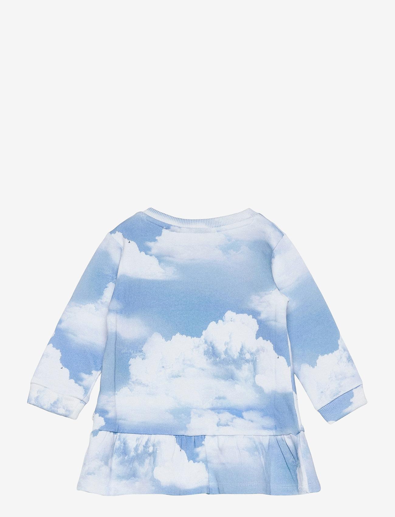 Molo - Calypso - kleider - clouds - 1