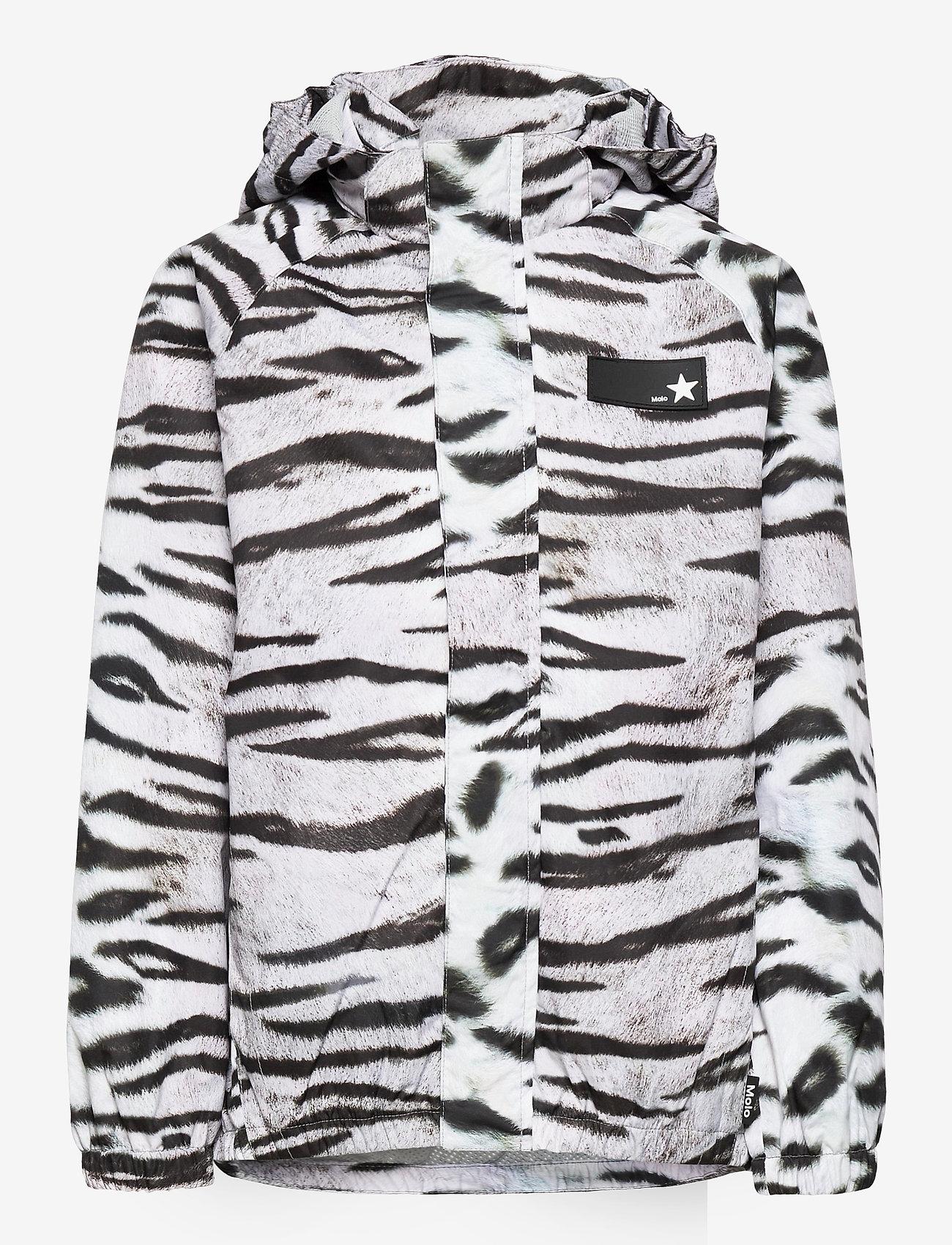 Molo - Waiton - jakker - tiger white - 0