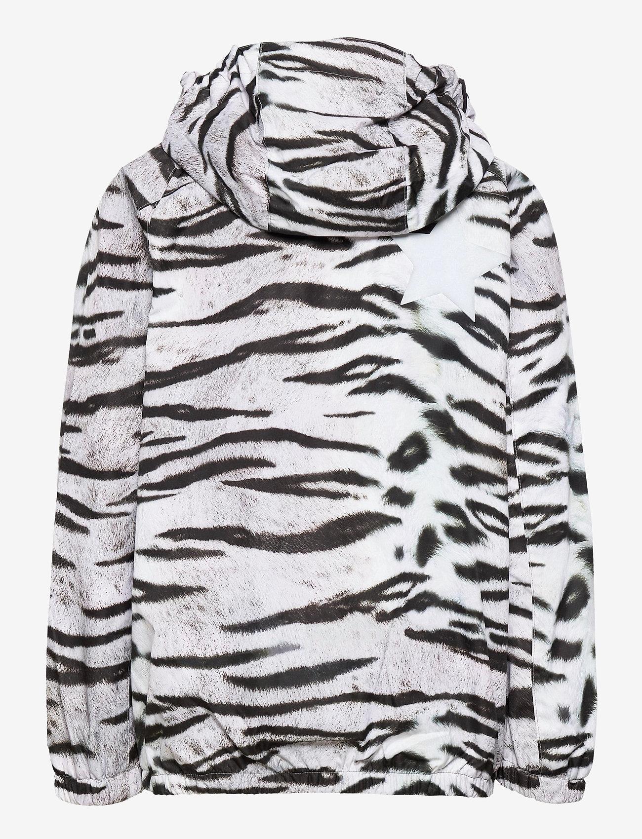 Molo - Waiton - jakker - tiger white - 1