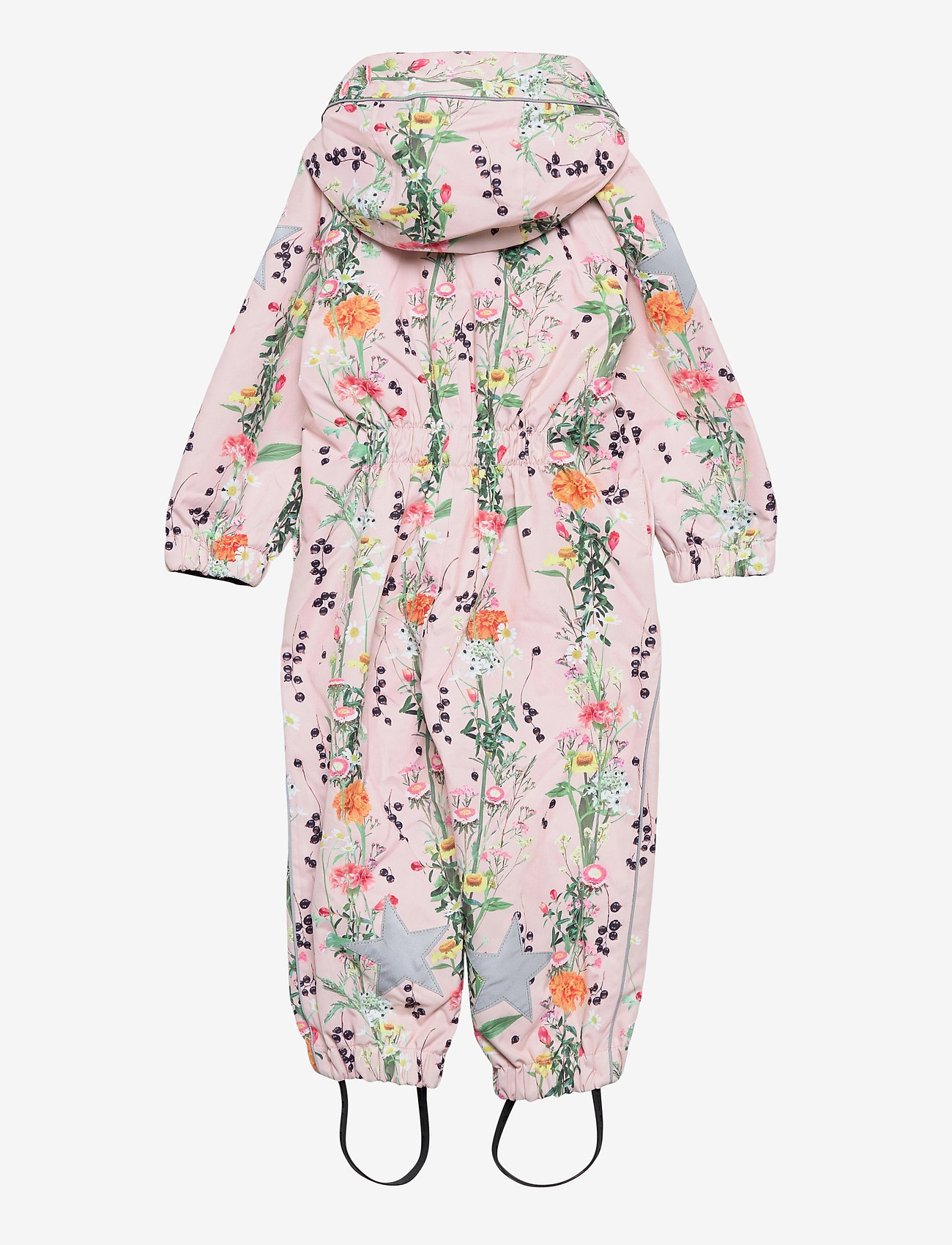 Molo - Polly - snowsuit - vertical flowers - 1