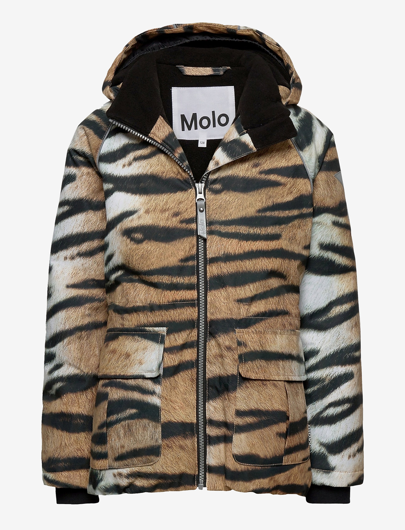 Molo - Cathy - softshell-jakker - wild tiger - 0