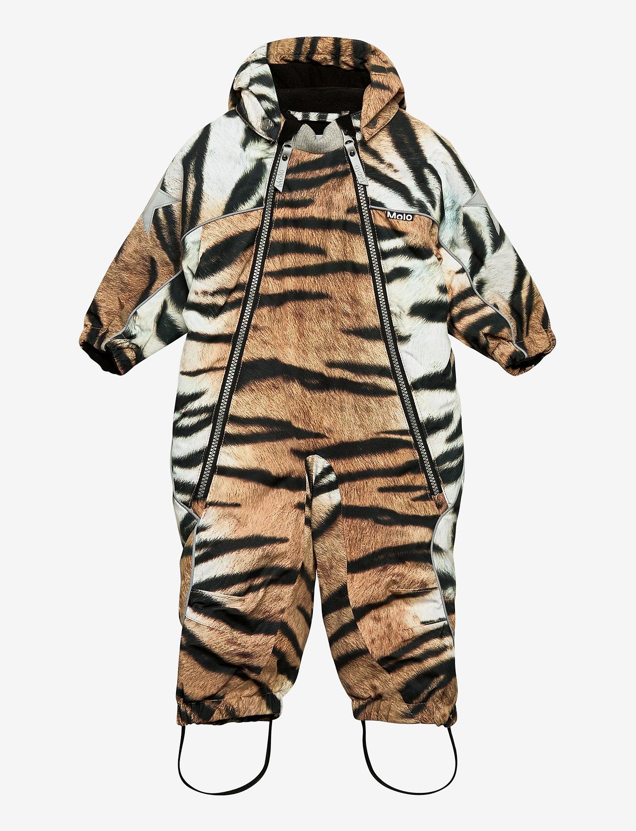 Molo - Pyxis - snowsuit - wild tiger - 0