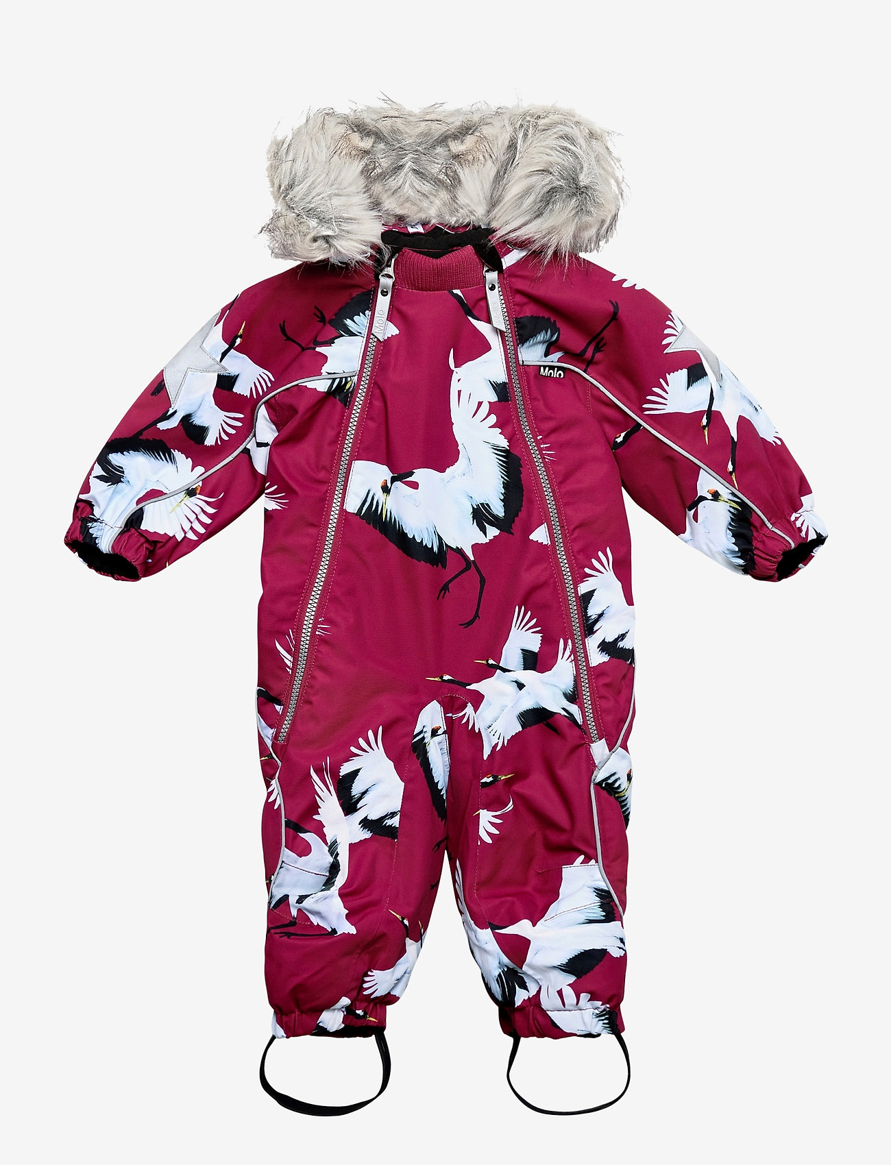 Molo - Pyxis Fur - snowsuit - the dance of life - 0