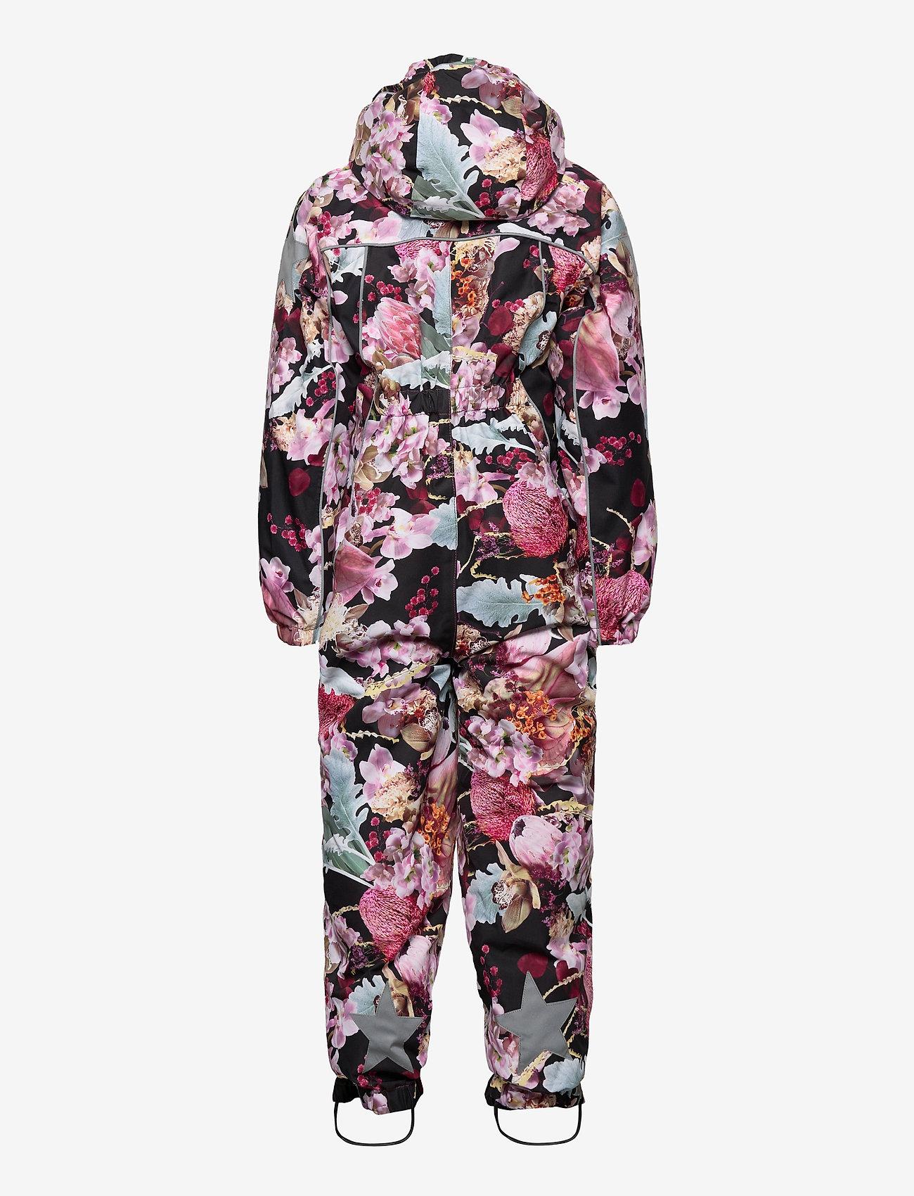 Molo - Polaris - snowsuit - bouquet - 1