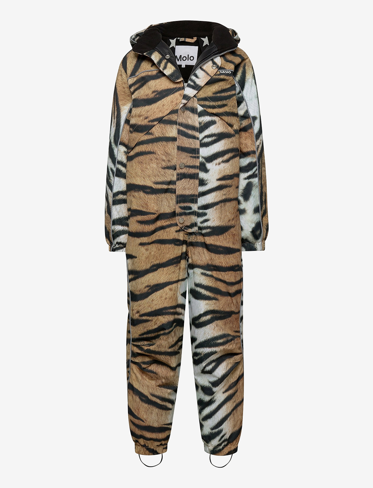 Molo - Polaris - snowsuit - wild tiger - 0