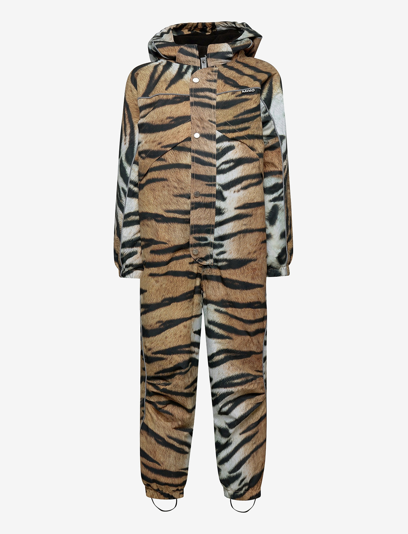Molo - Polaris - snowsuit - wild tiger - 1