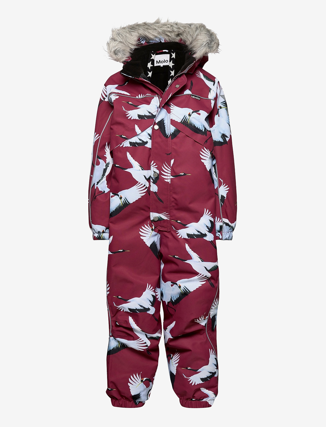 Molo - Polaris Fur - snowsuit - the dance of life - 1