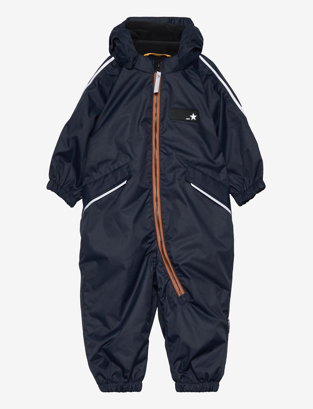 Molo - Hyde - snowsuit - carbon - 0