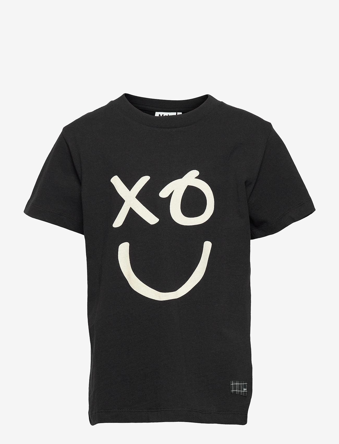 Molo - Roxo - kortærmede - black - 0