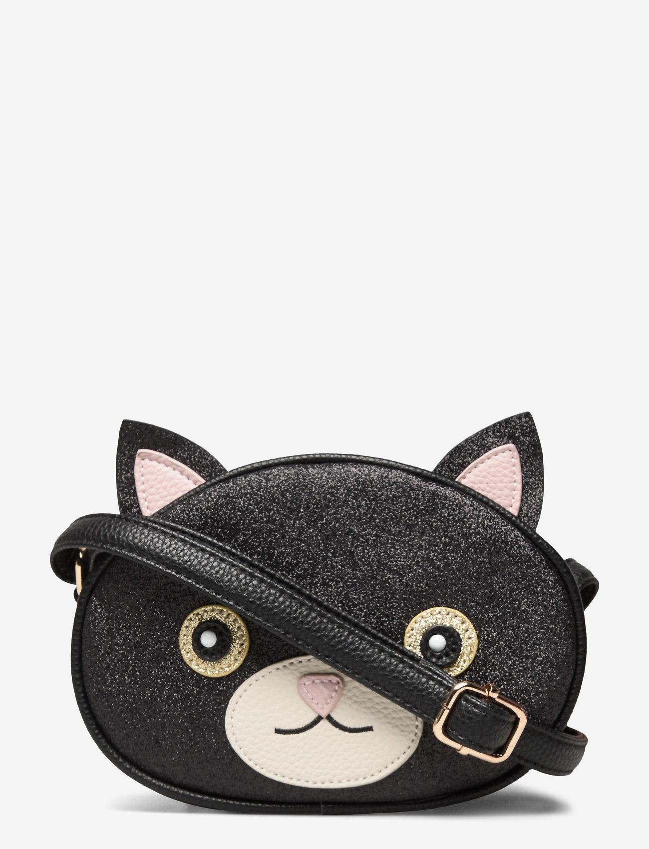 Molo - Cat Bag - totes & små tasker - black glitter - 0