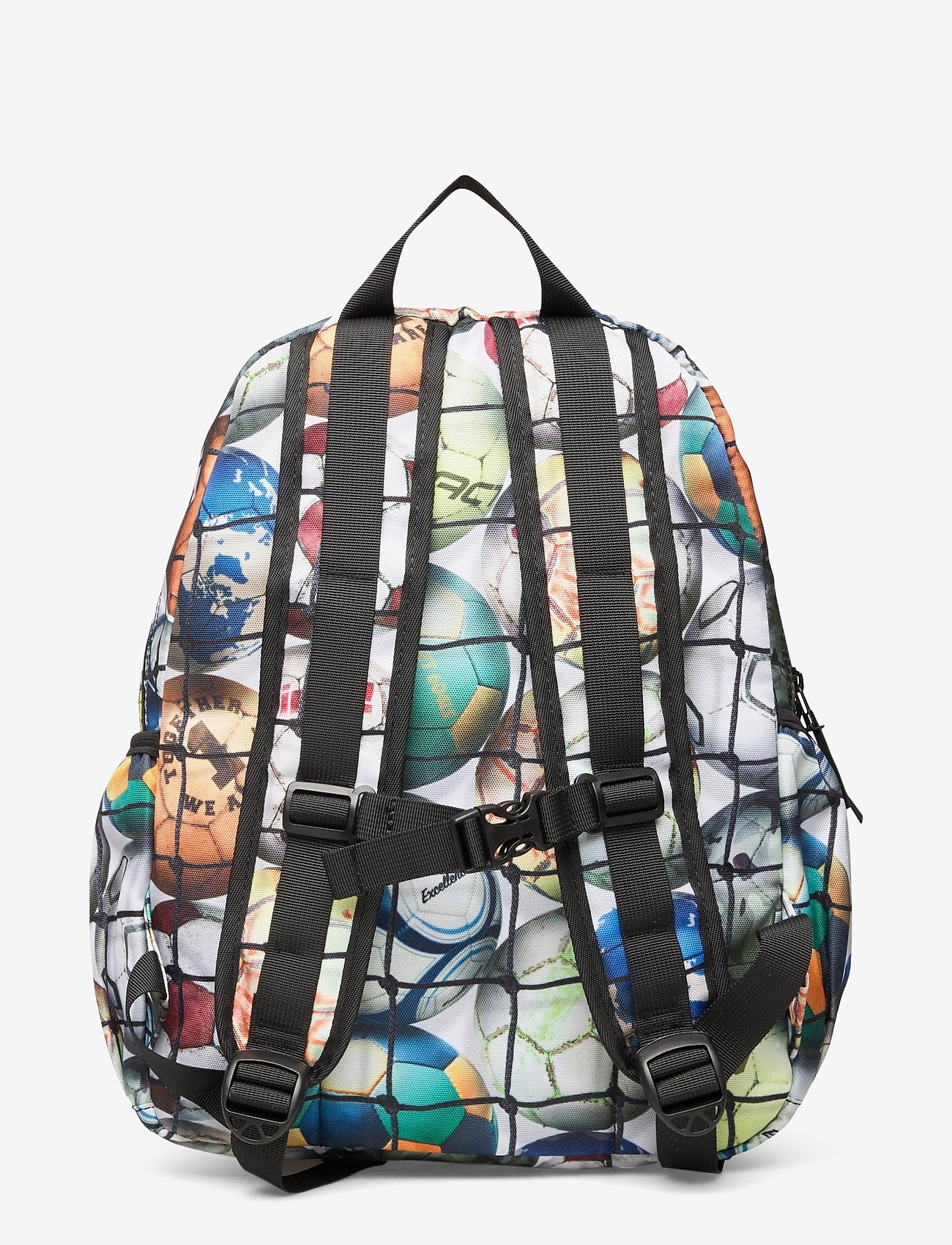 Molo - Big backpack - rygsække - footballs - 1