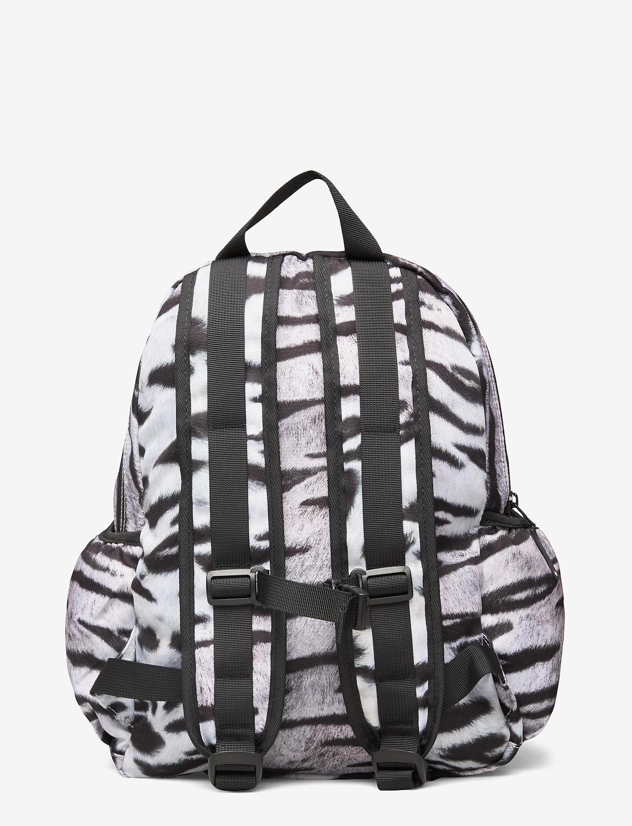 Molo - Big backpack - rygsække - white tiger - 1