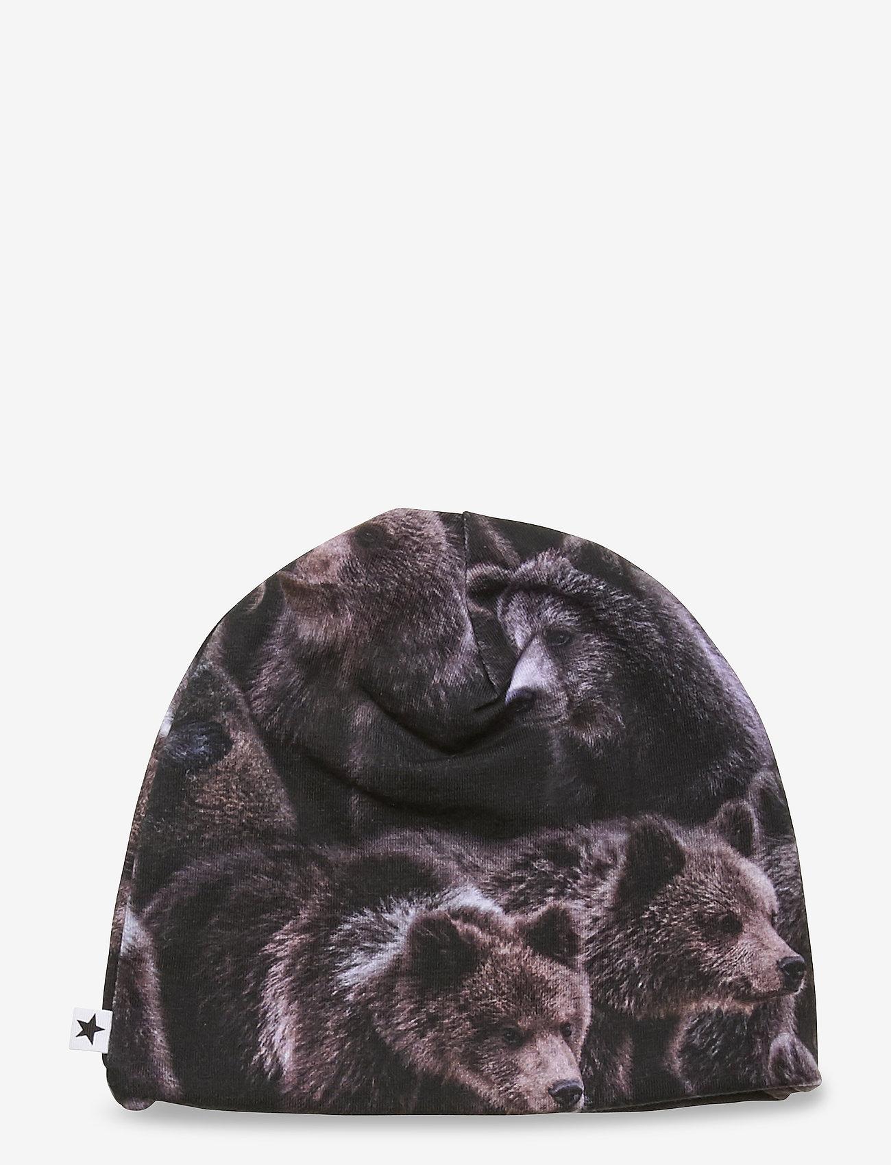 Molo - Ned - hatte og handsker - bears - 0
