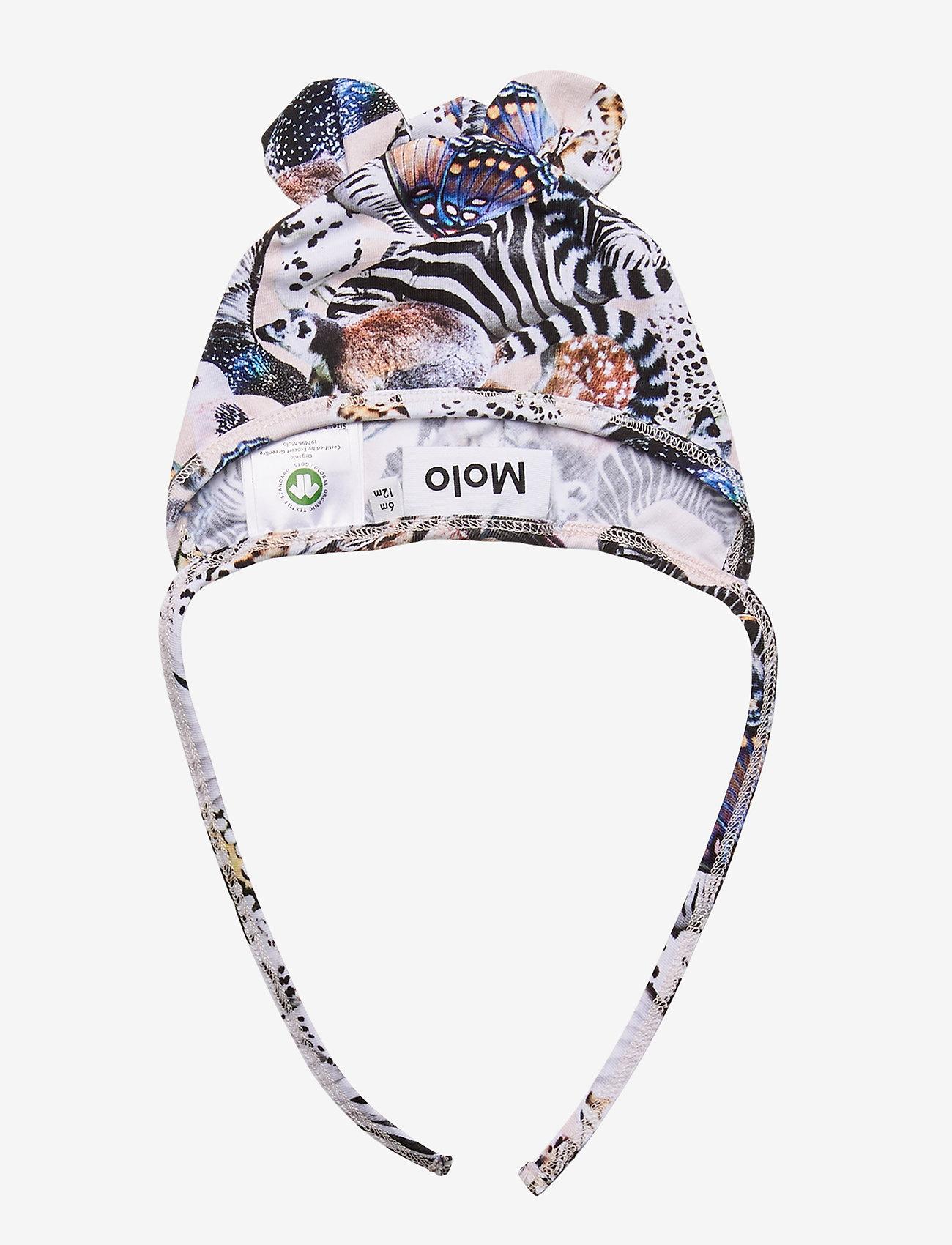 Molo - Nilo - hatte og handsker - twister - 0
