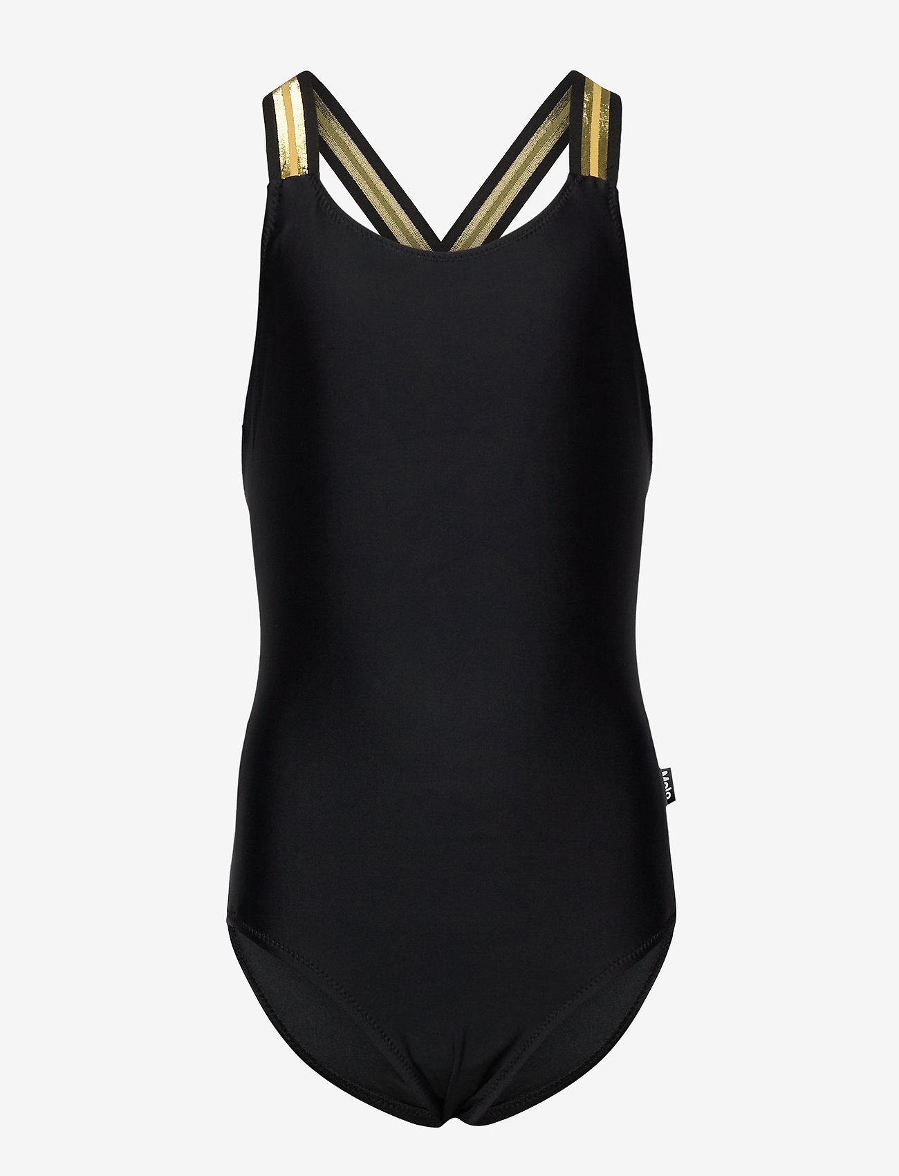 Molo - Neve - swimsuits - black - 0