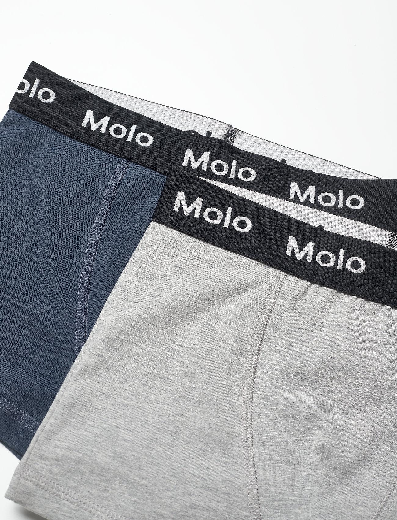 Molo - Justin 2-pack - underdele - summer night - 1