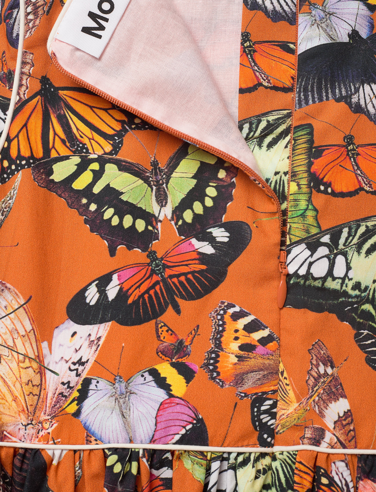 Molo Cassiopeia - Klänningar & Kjolar Papillon Orange