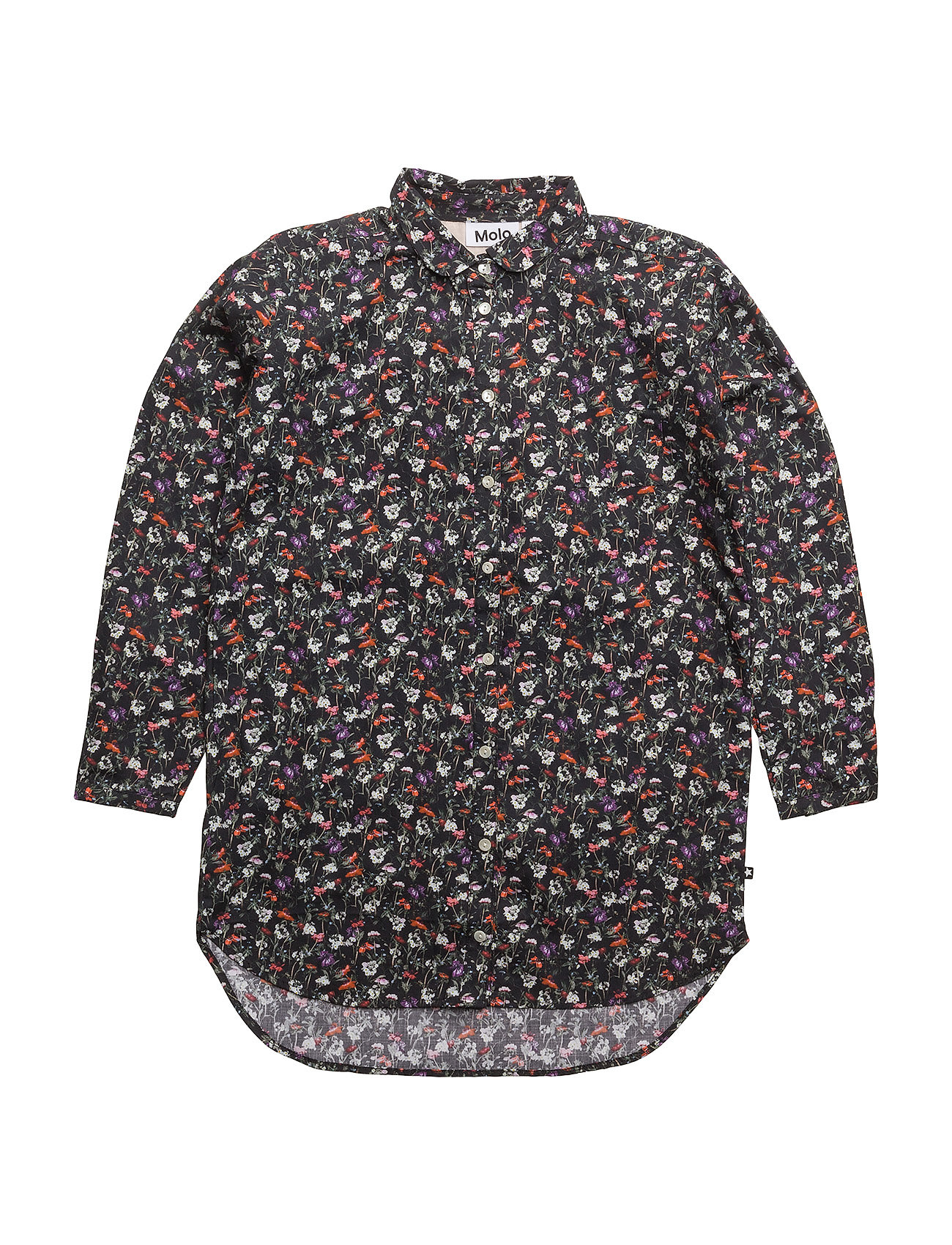 molo Cerena - TINY FLOWERS POPLIN