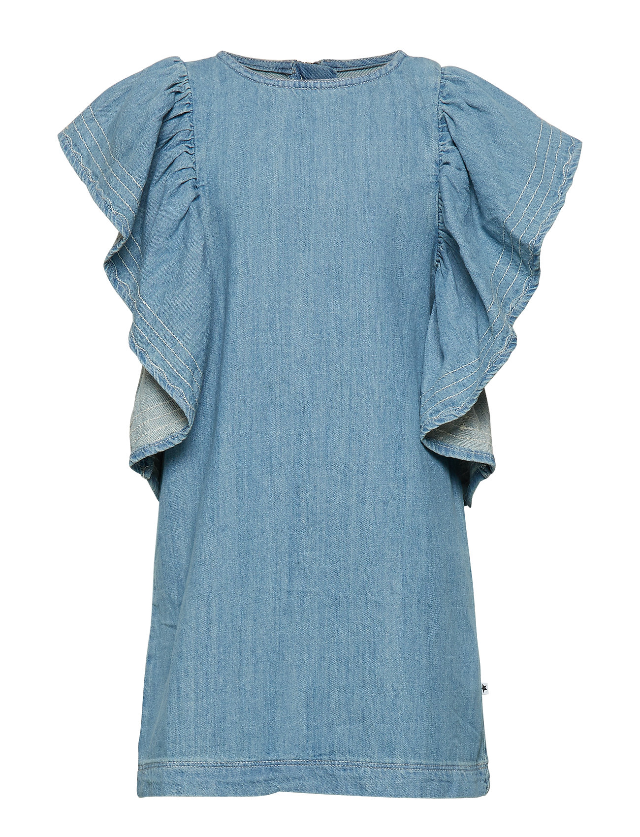 Molo Candis - WASHED DENIM BLUE