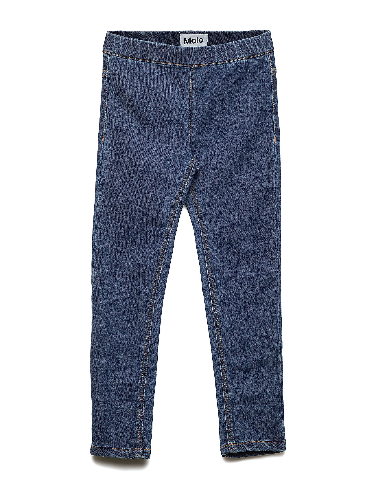 Molo April - WASHED BLUE DENIM
