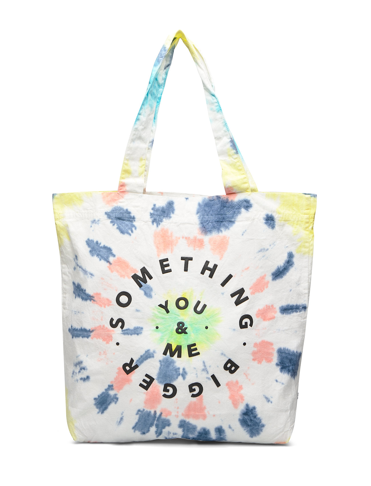 molo Tote Bag - MULTI TIE DYE