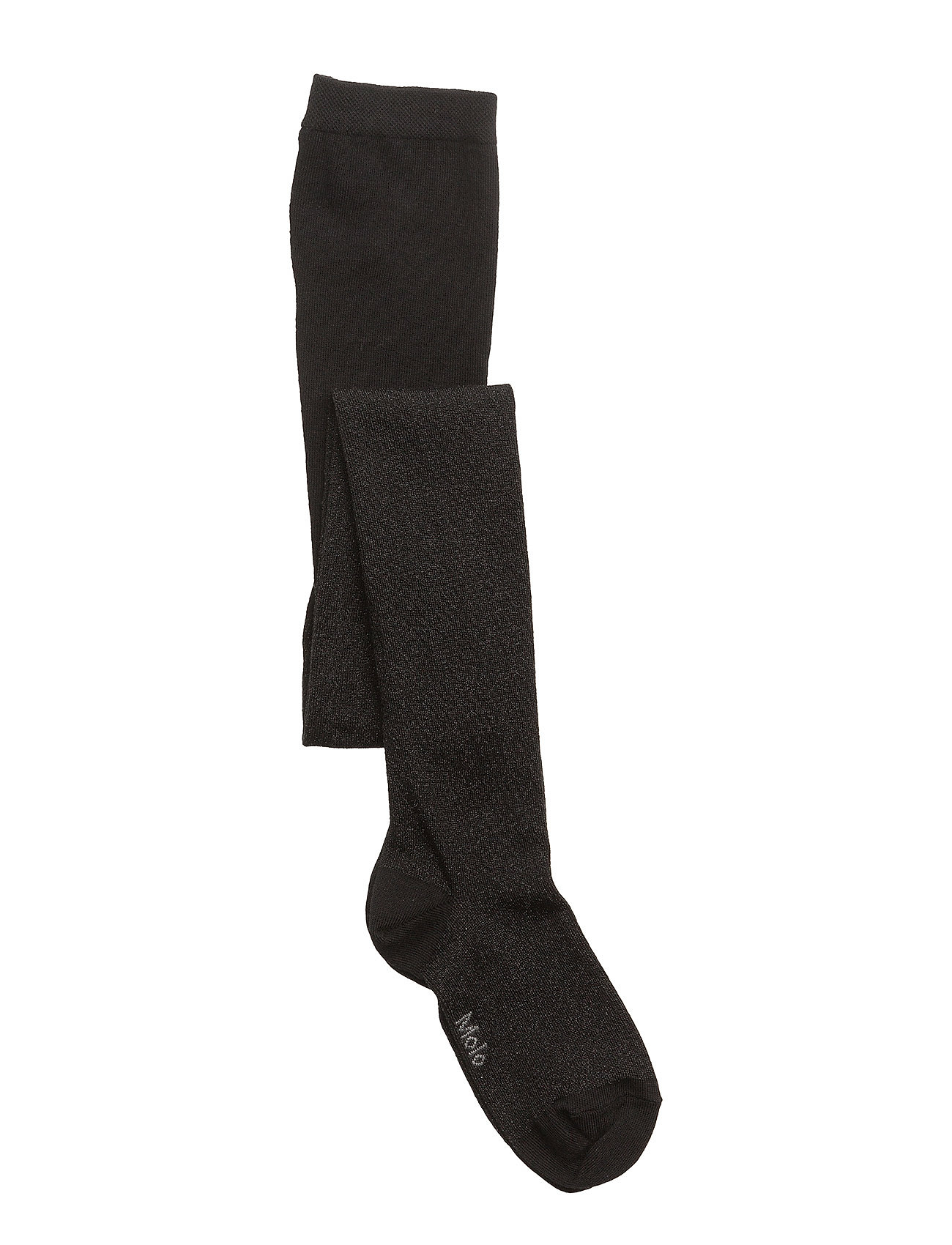 19755cdfe Glitter Tights (Black) (£13.97) - Molo -