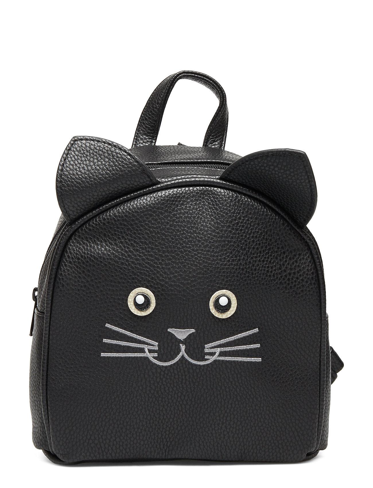 Molo Kitty Backpack - BLACK