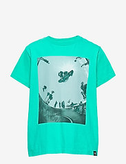 Molo - Roxo - short-sleeved - lagoon - 0