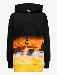 Molo - Mozzy - hoodies - above the city - 0