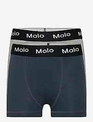 Molo - Justin 2-pack - underdele - summer night - 0