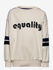 Molo - Mexon - sweatshirts - dark white - 1