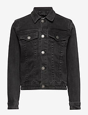 Molo - Heidi - denimjakker - washed black - 1