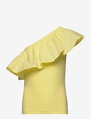 Molo - Rebecca - Ærmeløse - pale lemon - 0