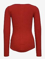 Molo - Rochelle - langærmede t-shirts - bossa nova - 1