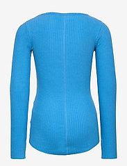 Molo - Rochelle - langærmede t-shirts - french blue - 1