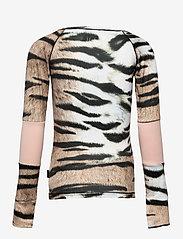 Molo - Odelia - langærmede t-shirts - wild tiger - 2