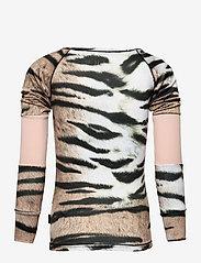 Molo - Odelia - langærmede t-shirts - wild tiger - 3