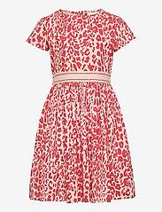 Molo - Candy - jurken - rose leopard - 0