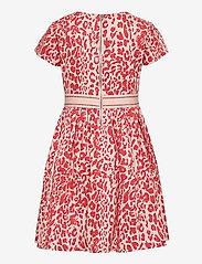 Molo - Candy - jurken - rose leopard - 1