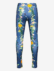 Molo - Niki - leggings - vertical flowers - 1